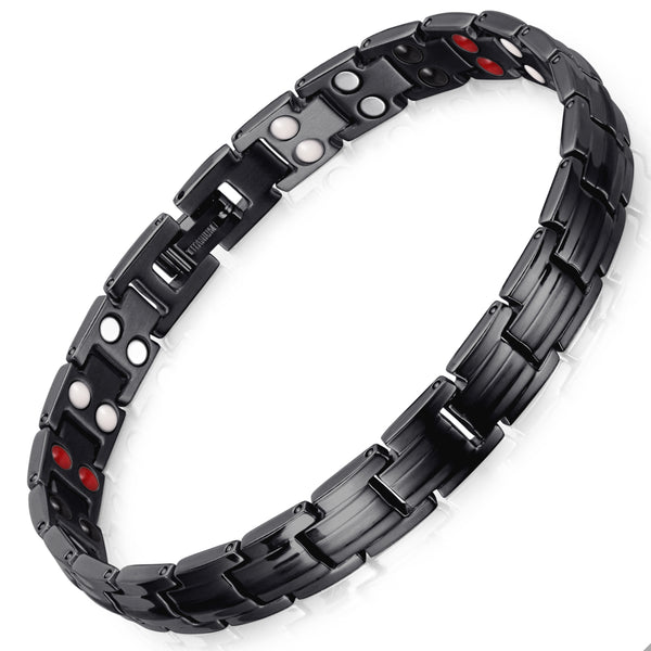 Rainso Effective High Guass Magnetic Therapy Bracelet for Arthritis