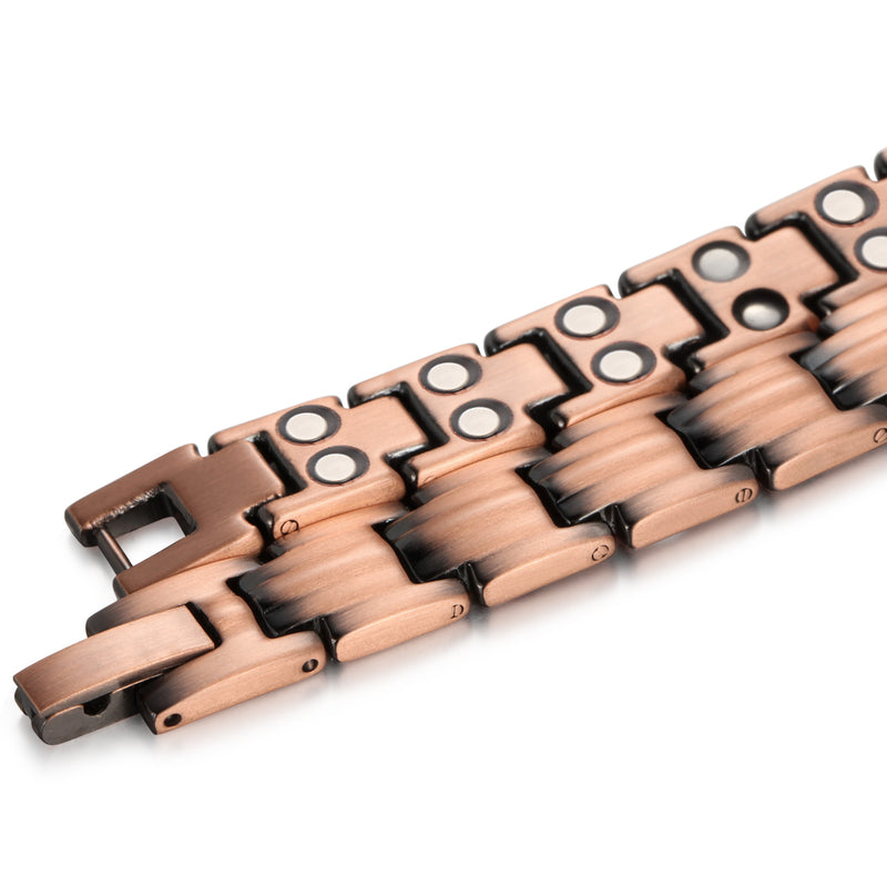 High Gauss Most Effective Powerful Women Magnetic Copper Bracelet Benefits