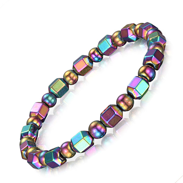 Magnetic Hematite Bracelets for Weight Loss
