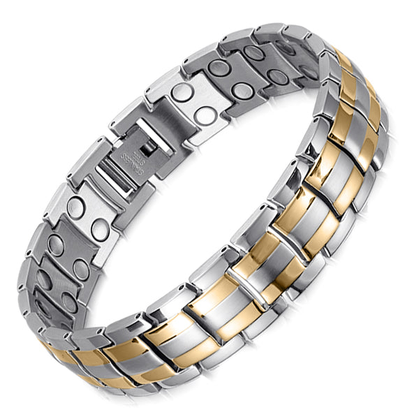 Magnetic Therapy Bracelets | Men Magnetic Bracelet | Rainso Magnetic Bracelet