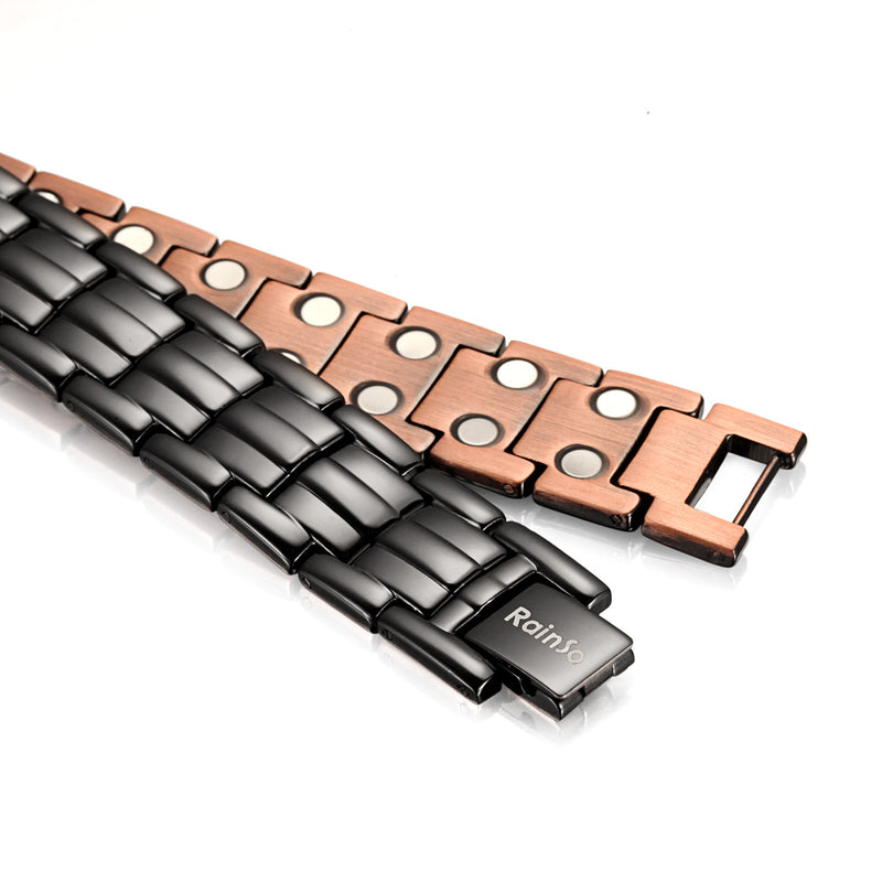 High Gauss Most Effective Powerful Magnetic Copper Bracelet Benefits