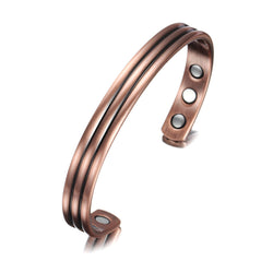 Powerful Pure Copper Magnetic Therapy Bracelet for Arthritis