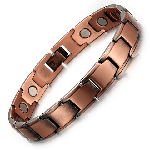 Seattle-Pure Copper Magnetic Therapy Bracelet