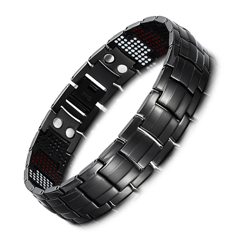 Mens Magnetic Bracelet