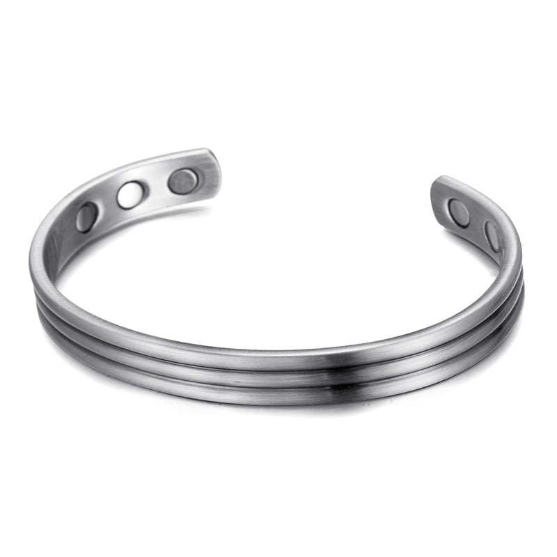 Powerful Pure Copper Magnetic Therapy Bracelet for Benefits