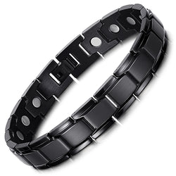 High Gauss Most Effective Powerful Magnetic Therapy Bracelet Benefits