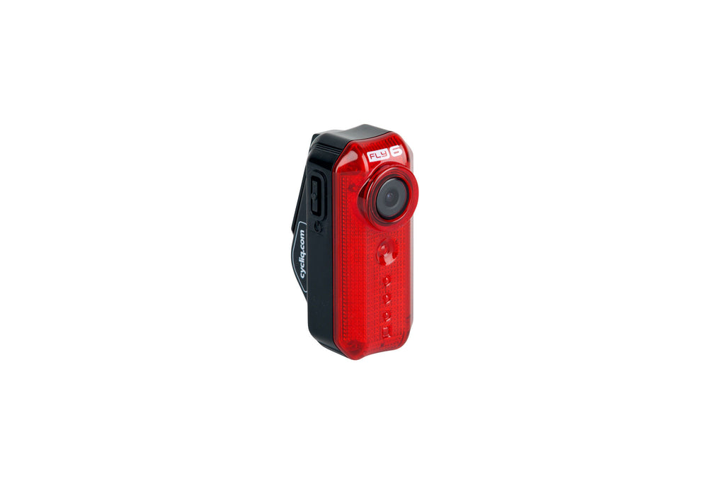 Fly 6 Rear Light and HD Camera