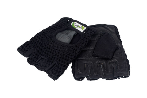 Crochet Cycling Gloves
