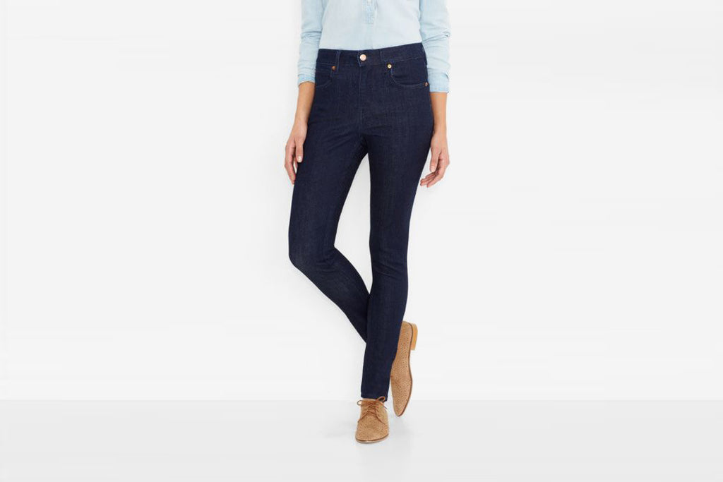 Levi's Commuter Skinny Jeans