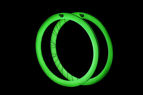 Pure Fix 700C 50mm Glow Wheelset