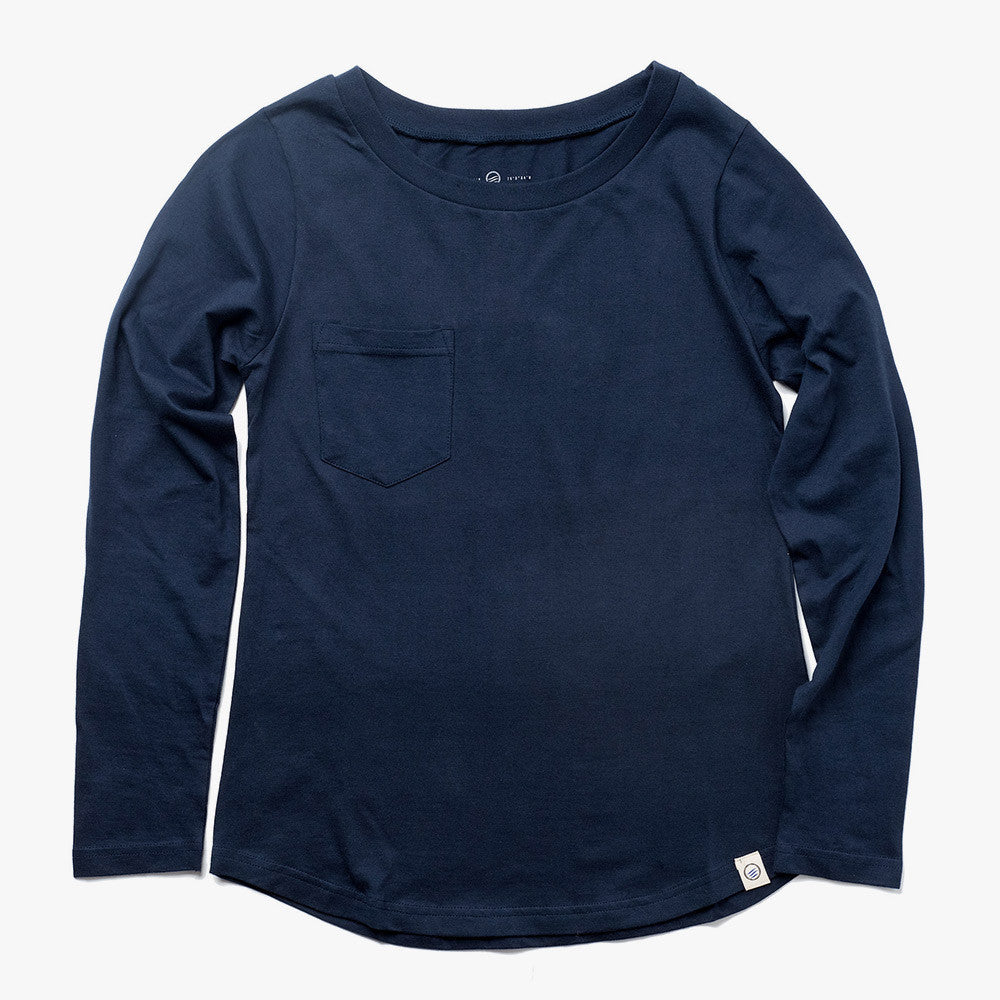 Long Sleeve Swing Shirt
