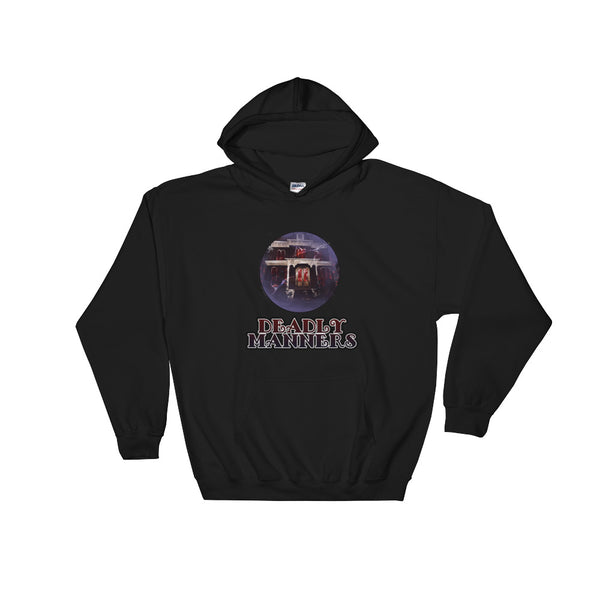 Deadly Manners Hooded Sweatshirt