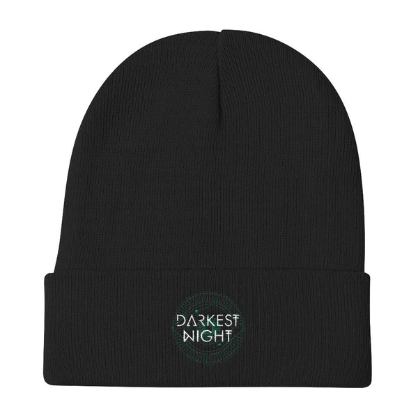 Darkest Night Knit Beanie