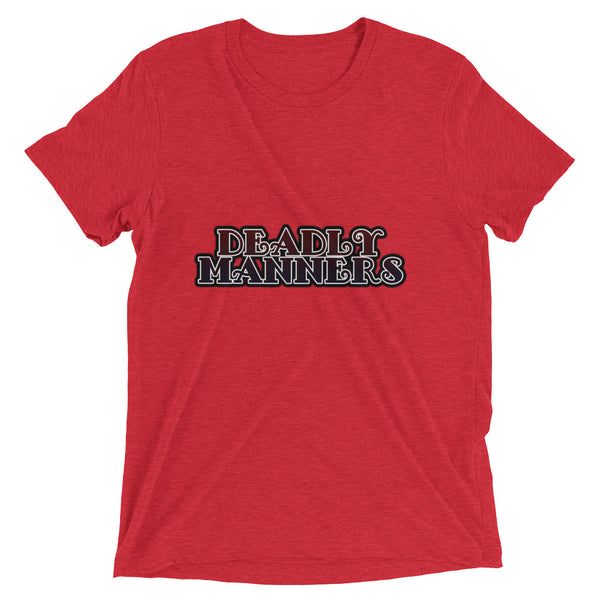 Deadly Manners Short sleeve t-shirt