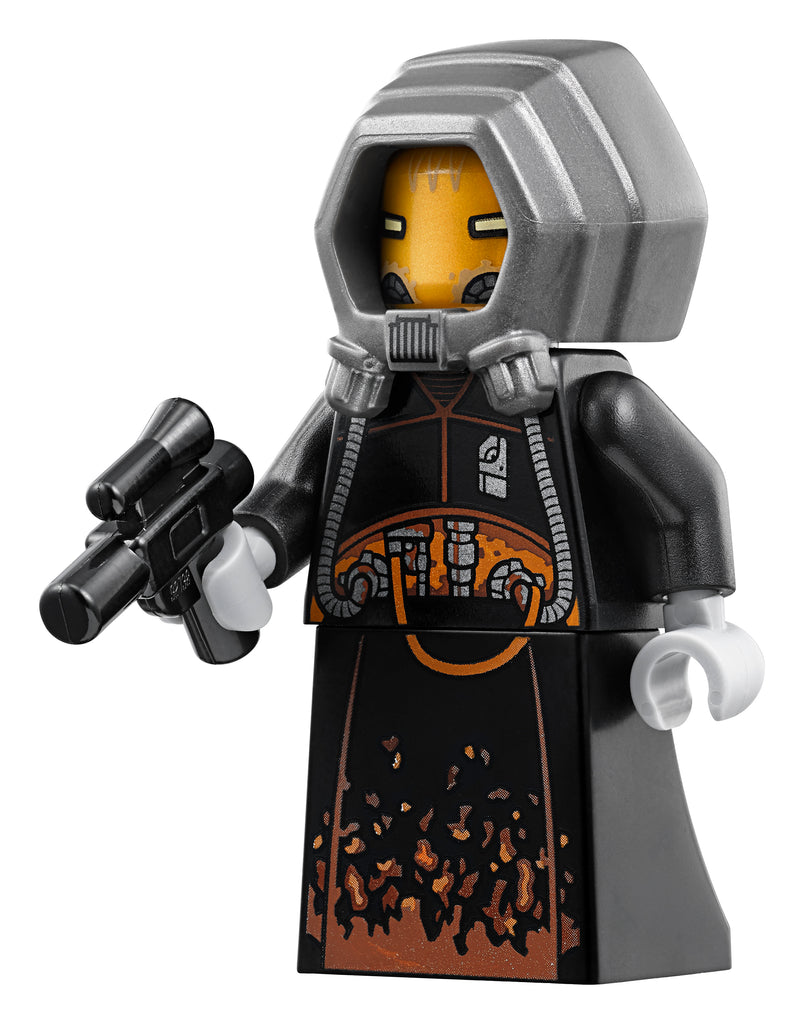 LEGO Certified Stores (Bricks World) MINIFIGURE OF THE MONTH - Star Wars New Characters!