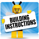 LEGO® Monthly Mini Build Instructions - Wolf
