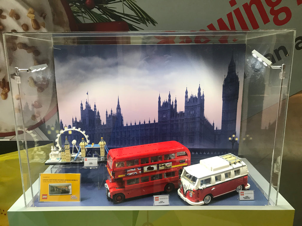 Take the LEGO® London Bus...