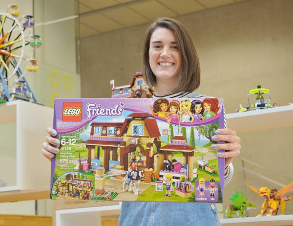 Interview: LEGO Certified Stores (Bricks World) LEGO Friends Exclusive Designer Interview