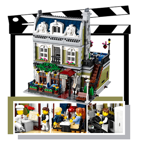 Interview: LEGO Certified Stores (Bricks World) LEGO Designer Interview - Jamie Berard