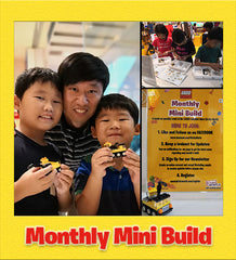 LEGO Certified Stores Bricks World May 2019 Monthly Mini Build Crane 40325