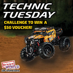 LEGO Technic Tuesday