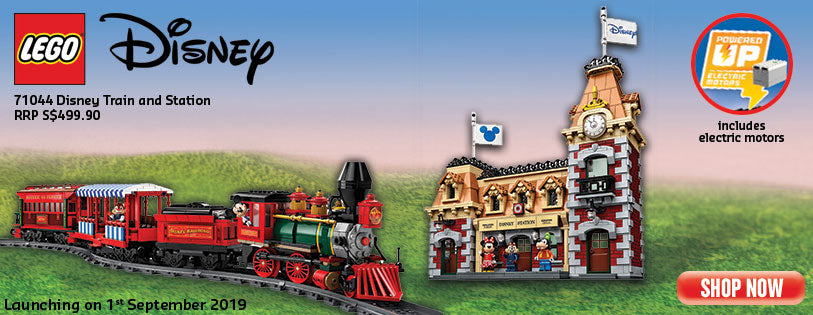 LEGO Creator Expert 71044 Disney Train and Station