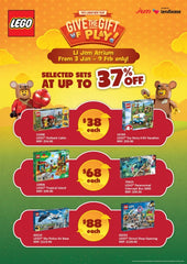 LEGO Lunar New Year offers