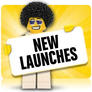 LEGO New Launches