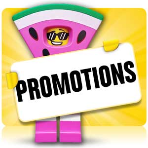LEGO Promotions