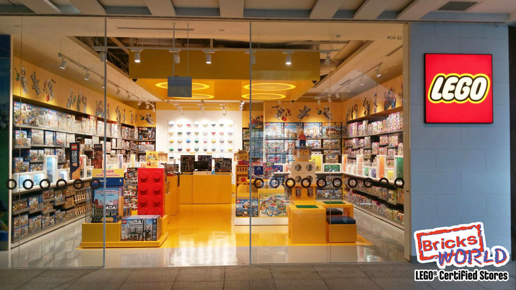 What is an LCS Jem LEGO Certified Store Singapore