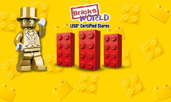 88000100 electronic Gift Card S$100 - LEGO® Bricks World