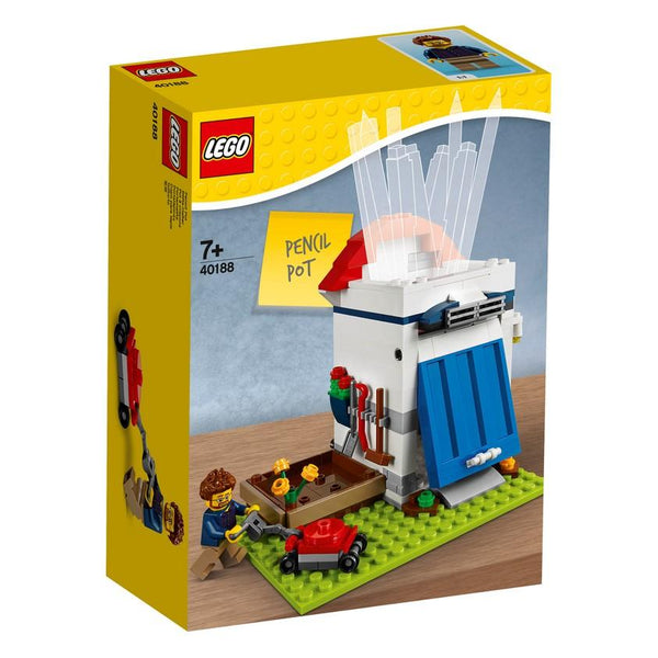 40188 LEGO® Pencil Pot - LEGO® Bricks World