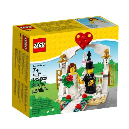 40197 Wedding Favor Set 2018 - LEGO® Bricks World