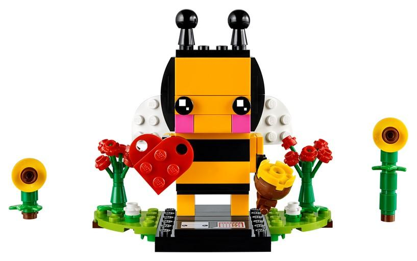 40270 Valentine's Bee - LEGO® Bricks World