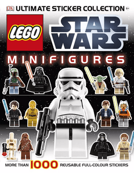 5398268 LEGO® Star Wars™ Minifigures Ultimate Sticker Collection - LEGO® Bricks World
