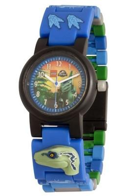 8021285 Jurassic World Blue Minifigure Link Watch - LEGO® Bricks World