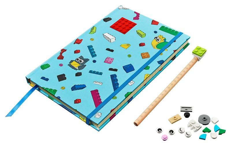 853917 LEGO® Creative Stationery Set - LEGO® Bricks World