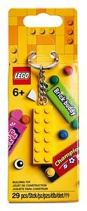 853989 LEGO® Celebration Bag Charm - LEGO® Bricks World