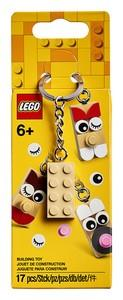 854021 LEGO® Creative Bag Charm - LEGO® Bricks World