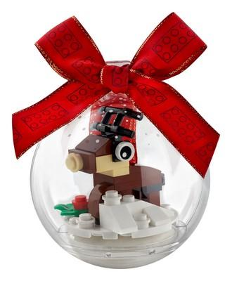 For Home - 854038 Christmas Ornament Reindeer