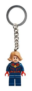 For Home - 854064 Captain Marvel Key Chain