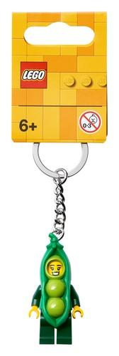 For Home - 854080 Peapod Girl Key Chain