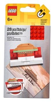 For Home - 854088 Forbidden City Magnet Build