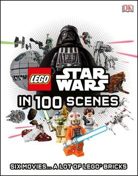9780241189429 LEGO® Star Wars™ in 100 Scenes - LEGO® Bricks World
