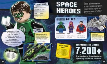 For Home - 9780241280393 LEGO® DC Comics Super Heroes The Awesome Guide