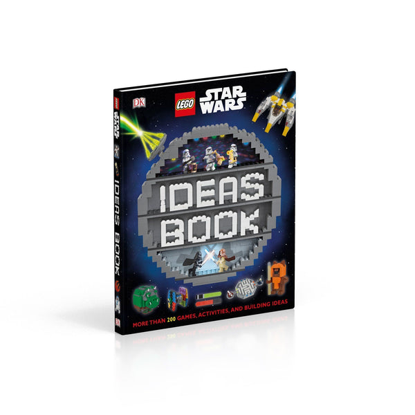 9780241314258 LEGO® Star Wars™ Ideas Book - LEGO® Bricks World