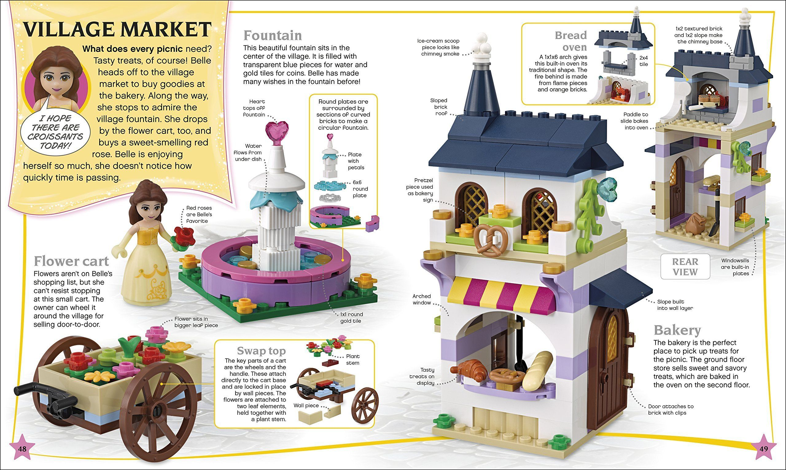 For Home - 9780241318638 LEGO® Disney Princess Build Your Own Adventure