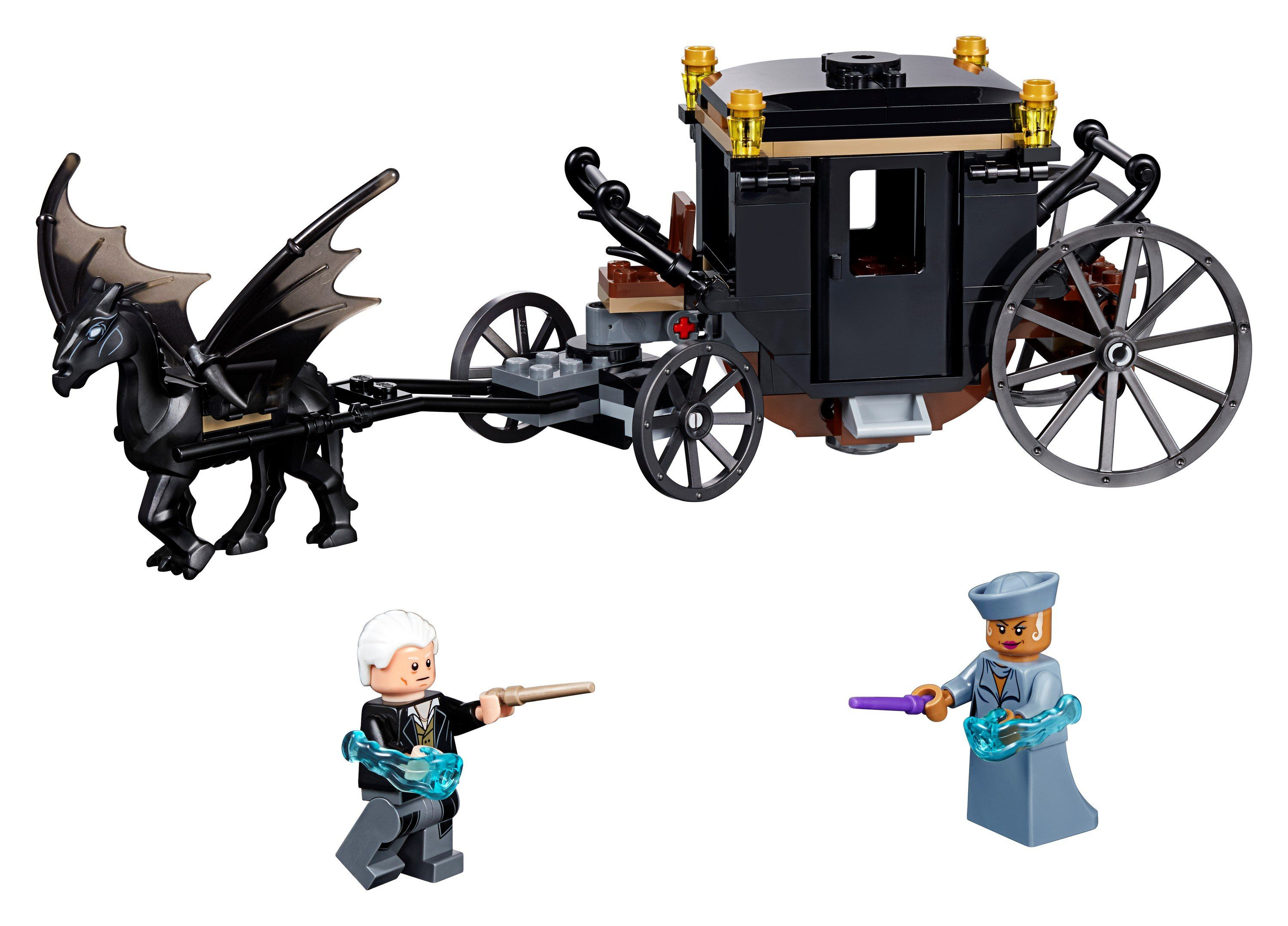 Harry Potter™ - 75951 Grindelwald's Escape