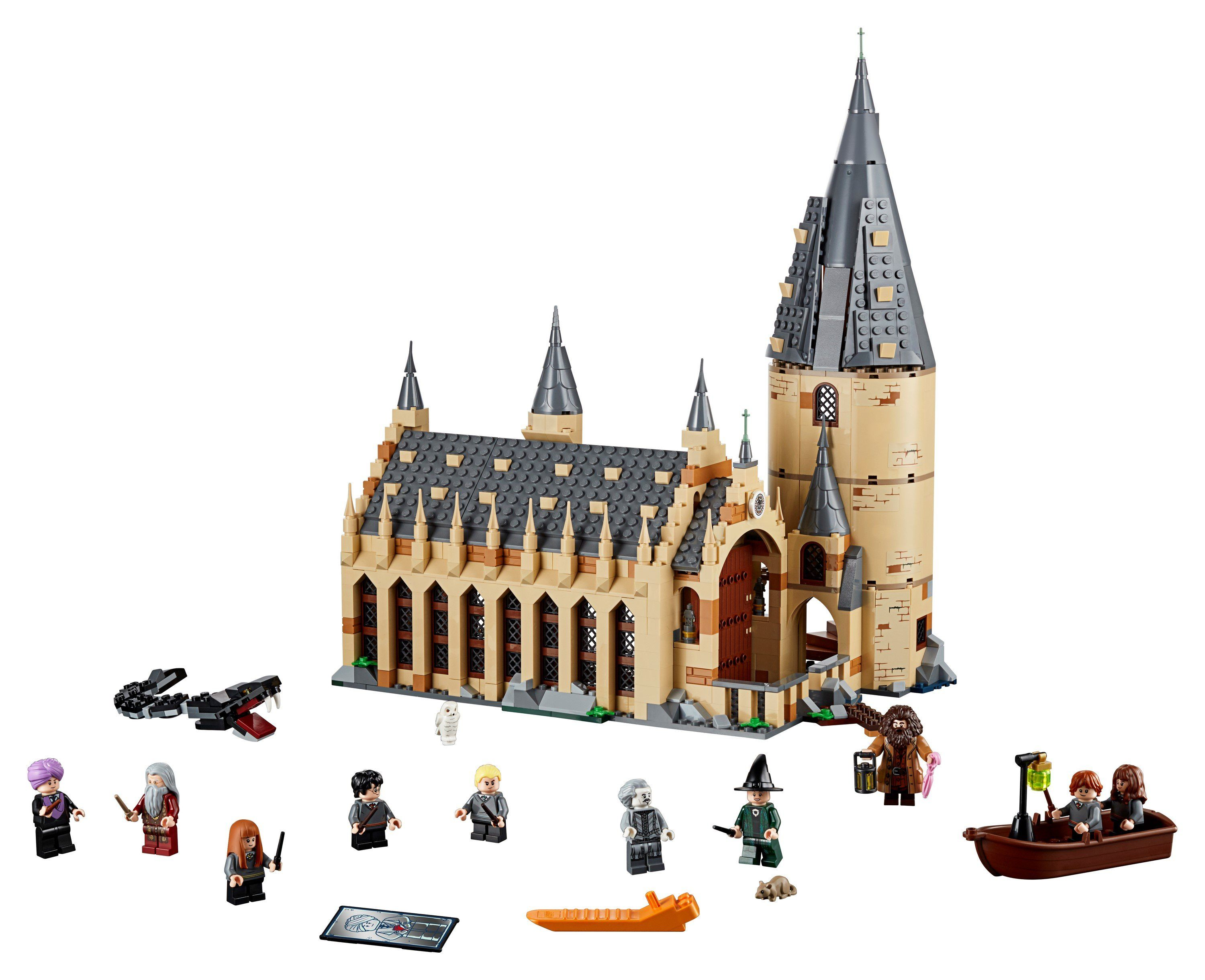 75954 Hogwarts™ Great Hall - LEGO® Bricks World