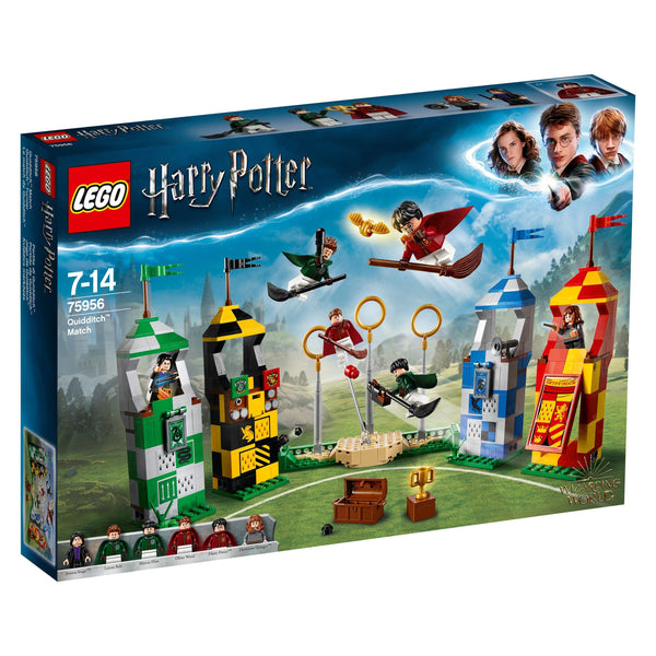 Harry Potter™ - 75956 Quidditch™ Match